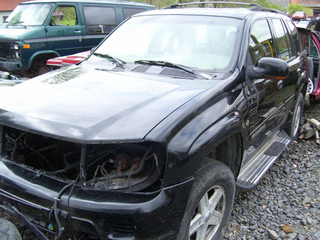 2002 CHEVROLET TRAILBLAZER  4,2L  2WD
